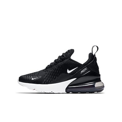 Nike Air Max 270 GS Black White Kids productafbeelding