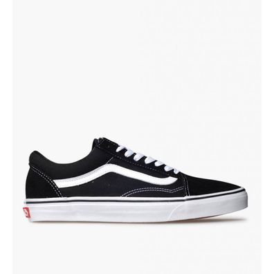Vans Old Skool Classic Black White productafbeelding