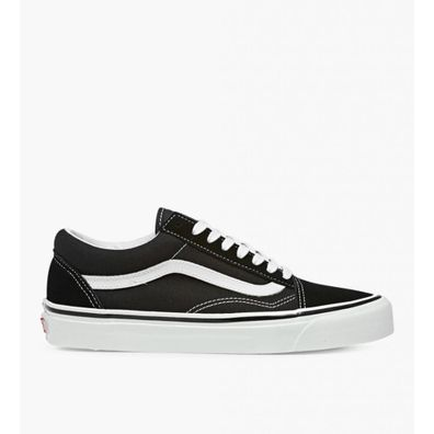 Vans Old Skool 36 DX (ANAHEIM) Black White productafbeelding