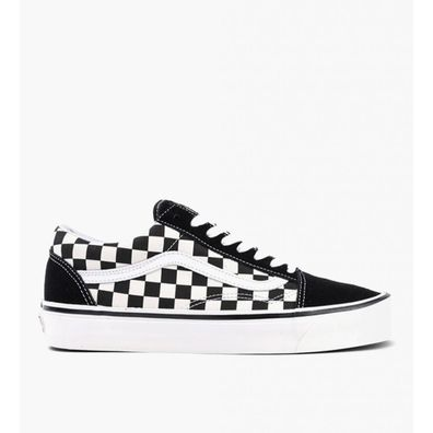 Vans Old Skool 36 DX (ANAHEIM) Black Check productafbeelding