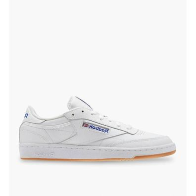 01b9745a430 Reebok Club C 85 White Royal Gum