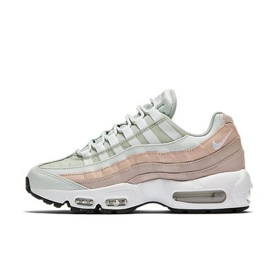 Nike Wmns Air Max 95 Light Silver White Moon Particle productafbeelding