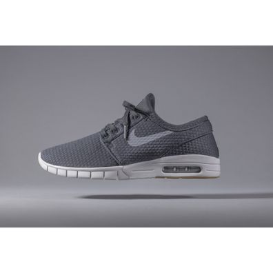 NIKE SB Stefan Janoski Max Carbon Grey productafbeelding