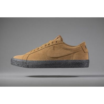 NIKE SB Blazer Low British Tan productafbeelding