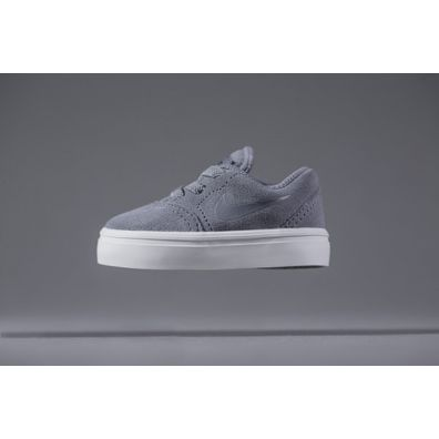 Nike SB Check Suede Toddler Grey productafbeelding