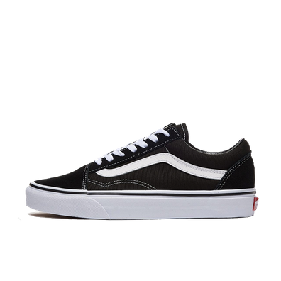 Vans Old Skool black white productafbeelding