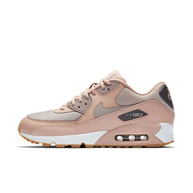Nike Wmns Air Max 90 - Particle Beige / Moon Particle - Gunsmoke productafbeelding