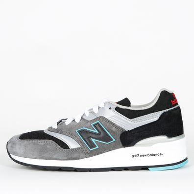 New Balance M997 CGB - Grey / Black productafbeelding