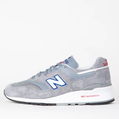 New Balance M997 CNR - Blue / Red productafbeelding