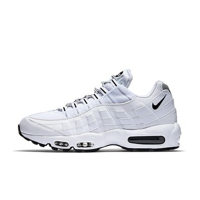 new product 53c87 69da7 Nike Air Max 95 - White / Black / Black