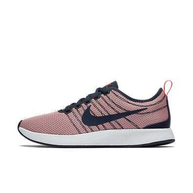 Nike Wmns Dualtone Racer - Rush Coral / Obsidian productafbeelding