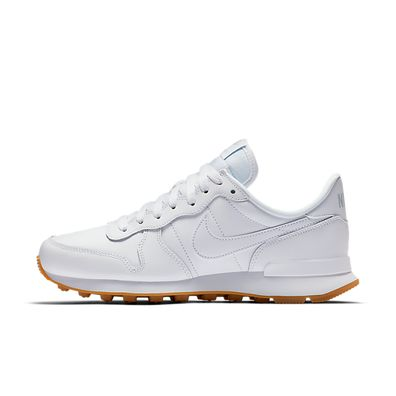 nike internationalist dames geel