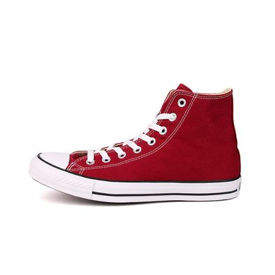 Converse All Star Hi Maroon productafbeelding