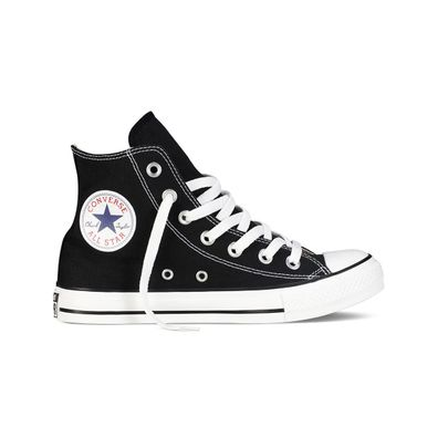 Converse All Star Hi Black productafbeelding