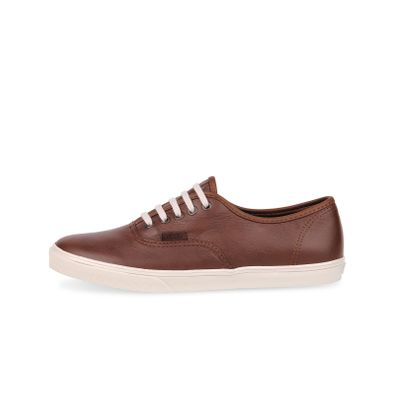 Vans Authentic Lo Pro Aged Leather productafbeelding