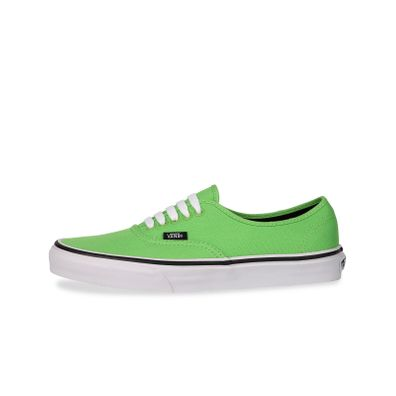 Vans Authentic Green Flash productafbeelding