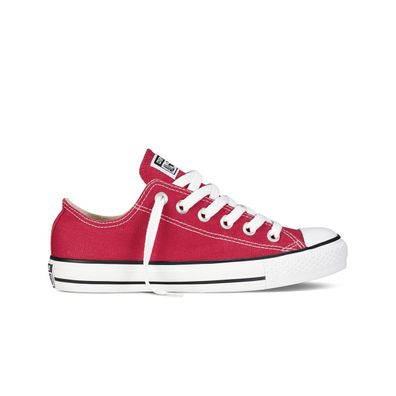 Converse All Star Ox Red productafbeelding