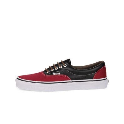 Vans Era Leather Plaid productafbeelding