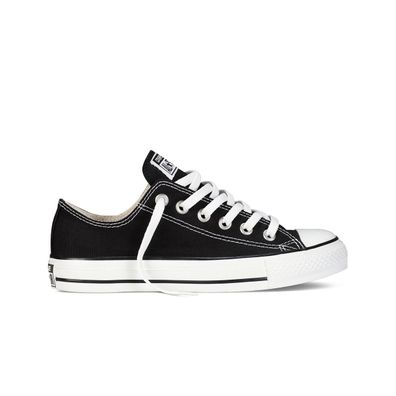 Converse All Star Ox Black productafbeelding