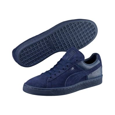 Puma Suede Classic Casual Emboss productafbeelding