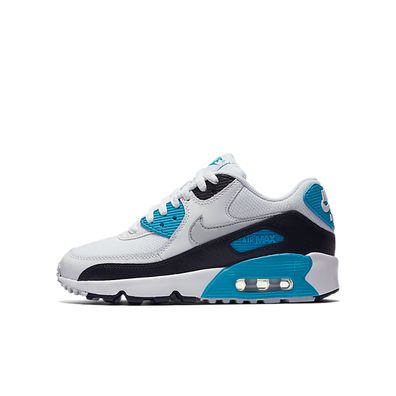 Nike Air Max 90 Mesh (GS) 101 productafbeelding
