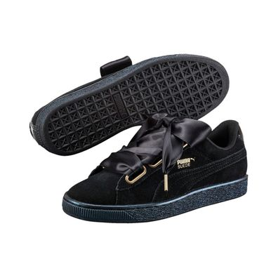 Puma Suede Heart Satin Wn's productafbeelding