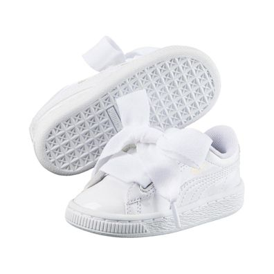 Puma Basket Heart Patent Inf productafbeelding