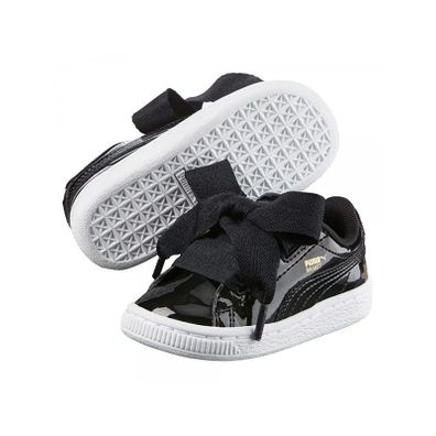 Puma Basket Heart Patent PS productafbeelding