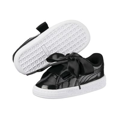 Puma Basket Heart Glam PS productafbeelding
