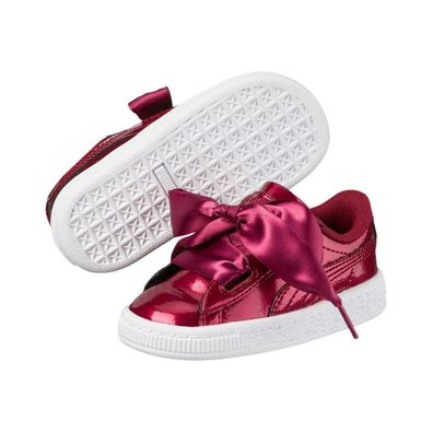 Puma Basket Heart Glam Inf productafbeelding