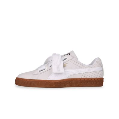Puma Basket Heart Perf Gum productafbeelding