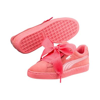 Puma Suede Heart SNK Jr productafbeelding