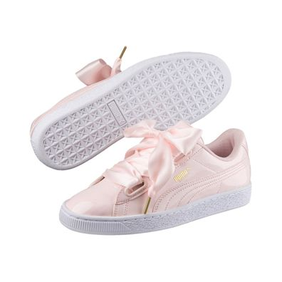 Puma Basket Heart Patent Wn's productafbeelding