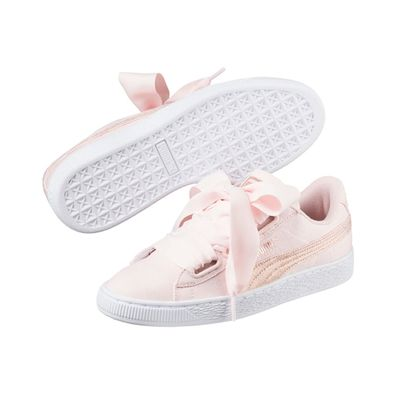Puma Basket Heart Canvas Wn's productafbeelding