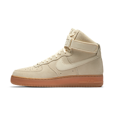 Nike Air Force 1 High 07 LV8 Suede Mushroom productafbeelding