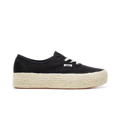 Vans Authentic Platform Espadrille productafbeelding