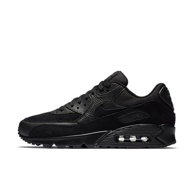 Nike Air Max 90 Premium 'Black' productafbeelding
