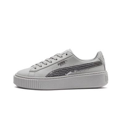 Puma Basket Platform Bling PS productafbeelding