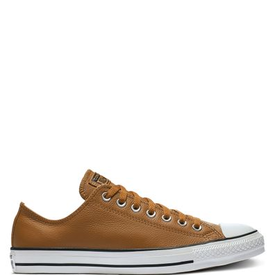Chuck Taylor All Star Leather Low Top productafbeelding