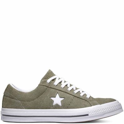 One Star Vintage Suede Low Top productafbeelding
