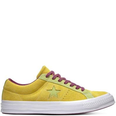 One Star Carnival Suede Low Top productafbeelding