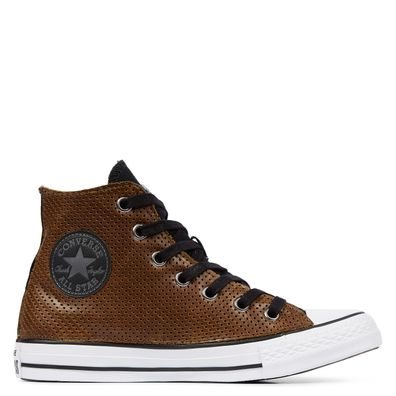 Chuck Taylor All Star Perforated Vintage Canvas High Top productafbeelding