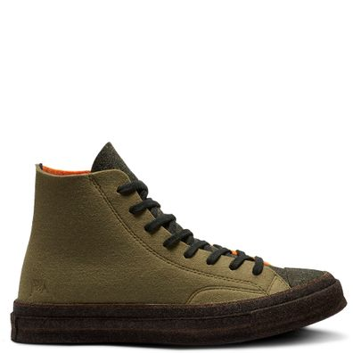 Converse x JW Anderson Felt Chuck 70 High Top productafbeelding