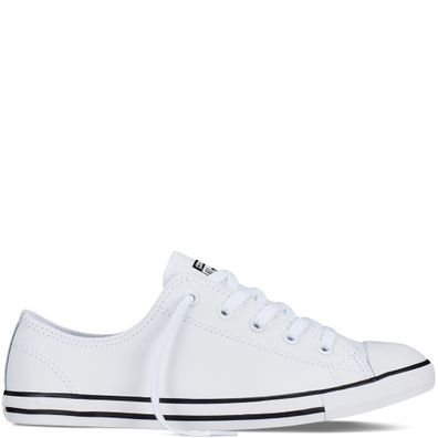 Chuck Taylor All Star Dainty Leather productafbeelding
