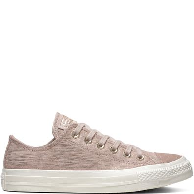 Chuck Taylor All Star Precious Metal Suede Low Top productafbeelding