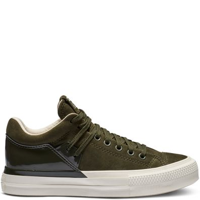 Converse Chuck Taylor All Star Patented '90s Leather Low Top productafbeelding