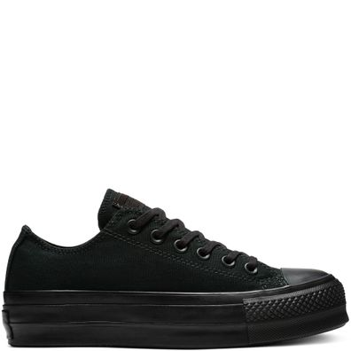 597b4d02fd1 Converse Chuck Taylor All Star Clean Lift Low Top