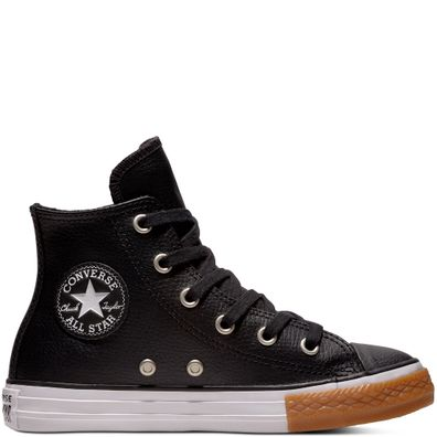 Chuck Taylor All Star Leather High Top productafbeelding