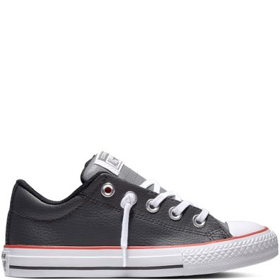 Chuck Taylor All Star Street Leather Slip productafbeelding