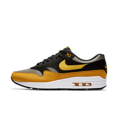 Nike Air Max 1 Yellow/Black-Cool Grey productafbeelding